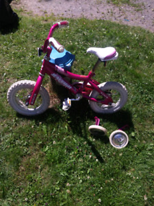 "Girls bike 12"" tire"