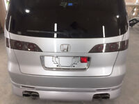 Honda Elysion 8 Seater MPV Silver Full Bodykit Alloys Lowered Suspension Upgraded Exhaust