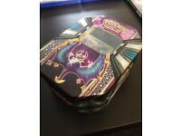 101 Pokemon cards and Tin