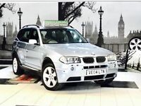 🎁MID-MONTH SALE🎁★2004 BMW X3 3.0 PETROL 5-DOOR SUV★MOT NOV 2017★ABSOLUTELY IMMACULATE★KWIKI AUTOS★