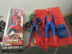 Spider Man Action Figures and Accessories