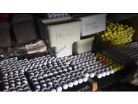 Golf Balls (Used) All Makes From Nike To Titlesit, Low Prices