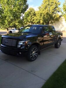 2010 Ford F-150 SuperCrew Harley-Davidson Pickup Truck