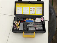 Bits and Accessories for MICROMOT drill and mill systems of indutrial and dental quality