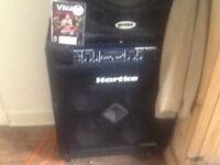 Hartke bass amp combo