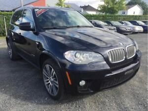 2012 BMW X5 50i M PACKAGE !
