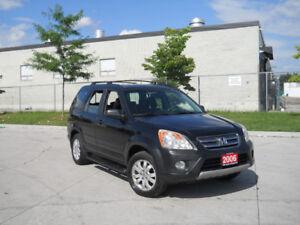 2006 Honda CR-V, AWD, Automatic, 3 Years Warranty Available