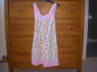 NEXT Girls sun dress- Age 8yrs Height 128cm.