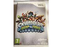 Wii Skylanders Swap Force Disc