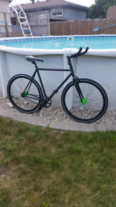 State Bicycle 55cm Fixed Gear