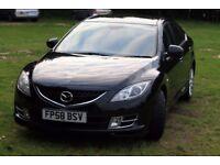 Mazda6 2.0 TD TS2 Hatchback 5dr Diesel Manual (147 g/km, 138 bhp) 2008 3 owners