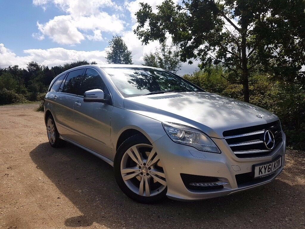 Mercedes-Benz R Class 3.0 R350L CDI 7G-Tronic Plus 5dr (7 seats) 7 Seater *JUST SERVICED*HPI CLEAR*