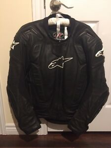 Alpinestars RC-1 Leather Jacket