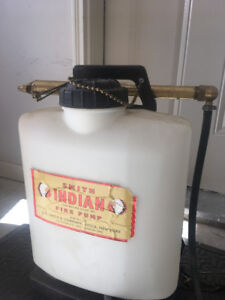 Backpack fire fighting water pump piss can for sale