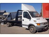 FOR BREAKING OR SPARES - IVECO DAILY 2.8 125 BHP DIESEL 2004