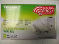 TP Link WiFi Powerline Adapter