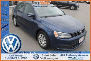 2014 Volkswagen Jetta 2.0L Trendline+ $133.15 BI WEEKLY!