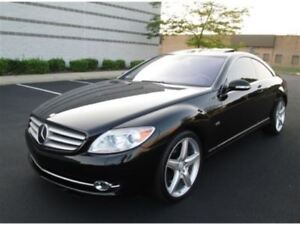 2007 Mercedes-Benz CL-Class CL600 - V12 BI TURBO - 510 H.P MONST