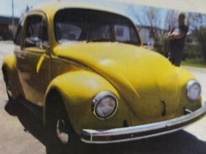 for Sale 1991 Volkswagen Beetle