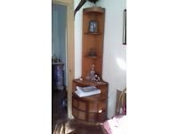 Nathan Furniture: Rare Corner Unit. Excellent condition. Price Drop