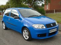 FIAT PUNTO. ONE OWNER. LOW MILEAGE