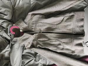2 LuLuLemon hoodies