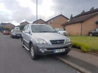 Kia sorento great 4x4
