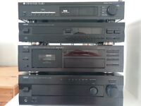 Excellent stereo separates including Yamaha, Cambridge Audio & Acoustic Energy speakers