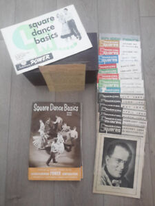 1964/65/66 Square Dance Books/Calling Cards