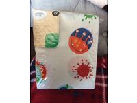 Cot bed sheets brand new x2