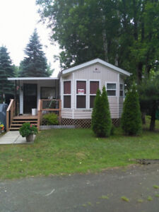 Waterfront Adult Seasonal Trialor Park home Gull River