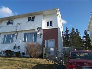 GREAT 3 BEDROOM SEMI IN EASTERN PASSAGE!