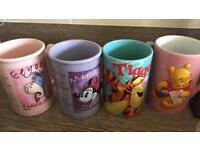 Official Disney Store XL Collectors Mugs