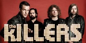 2x The Killers - The SSE Arena Belfast - 17/11/2017 - Seated