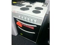 Cookworks CET60W Single Electric Cooker - White