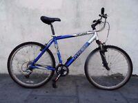 Mens Mountain/ Commuter Bike by Trek, Blue, Light Weight Ali Frame, JUST SERVICED/ CHEAP PRICE!!!!!!