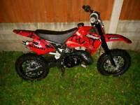 50cc motocross bike