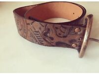 Women's Leather Belt BRAND NEW