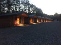 CABINS & RV PARK FOR SALE