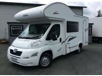 2010 (59) PEUGEOT BOXTER 333 ELDDIS AUTOQUEST MOTOR HOME, ONLY 18500 MILES FROM NEW