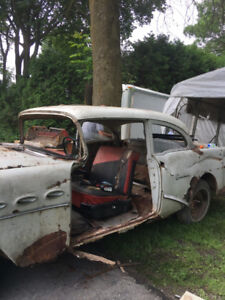 Buick Roadmaster 1956 Parts For sale  Buick Special