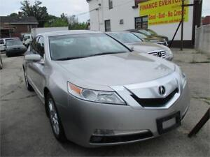 2009 Acura TL LEATHER ROOF