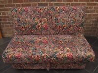 Fabric, Double, Sofa Bed