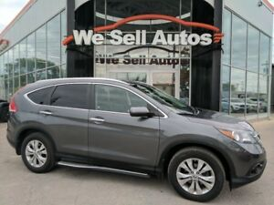 2013 Honda CR-V Touring *AWD *LTHR *BLUETOOTH *HTD SEATS *GPS