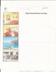 ONE WEEK Sat-Sat or Sun-Sun at the Playa Grande, Cabo San Lucas