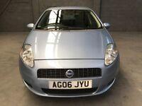 Fiat Punto Grande 1.2 16v 2006 *Low miles* *Full MOT*