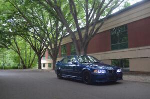 1992 Turbocharged & Built BMW 3-Series Sedan