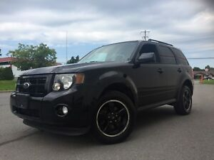 2010 Ford Escape ,160k certified on special