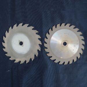 "7"" Carbide Tipped General Purpose Circular Blades"