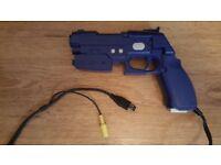 playstation 1-2 light gun,